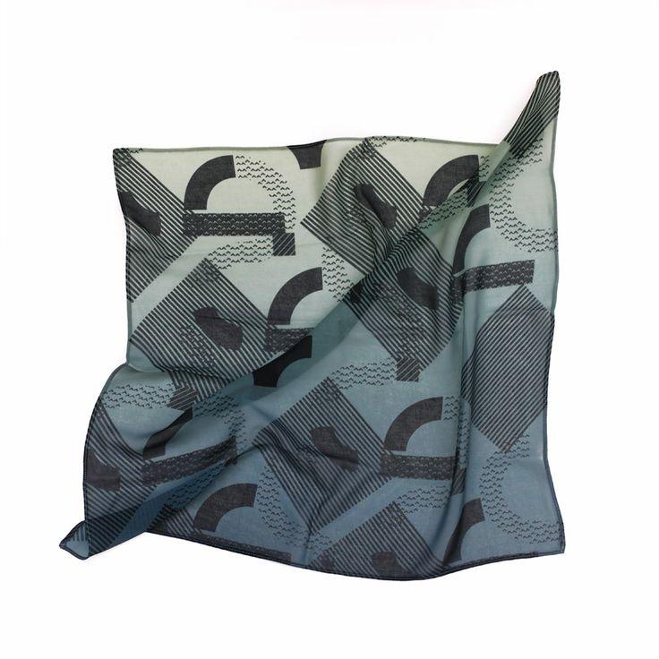 Scarf Series - Ana Montiel