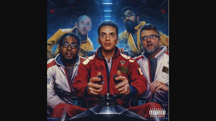 Check out Logic's new album Incredible True Story. So. Fucking. Mind. blowing.