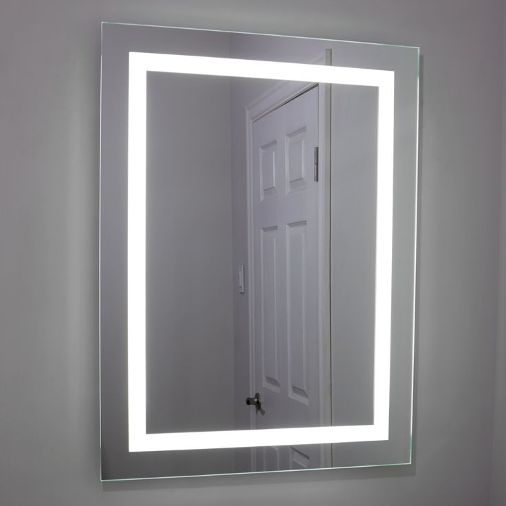 Lighted and Illuminated Professional Makeup Mirror