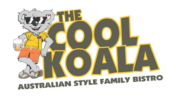 logo design for The Cool Koala