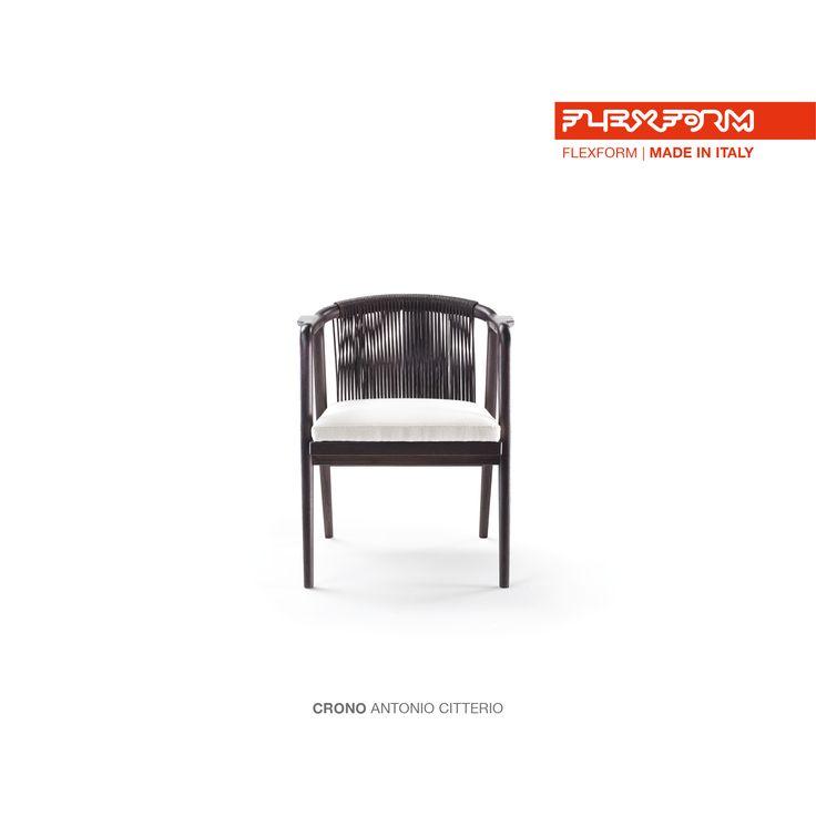 #FLEXFORM CRONO chair #design Antonio Citterio