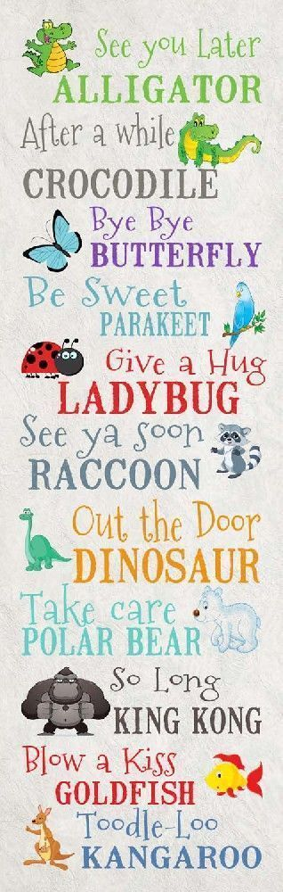 Great idea for nursery decor.  Pin found by Freebies-For-Baby.com