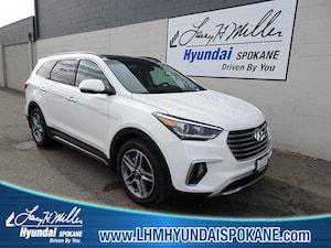 Lhm Hyundai Spokane >> New 2018 Hyundai Santa Fe Limited Ultimate Suv In Spokane