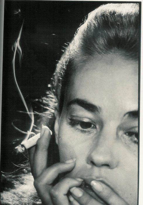 <0>. Jeanne Moreau by David Bailey
