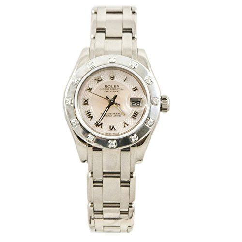 Rolex Pearlmaster automatic-self-wind womens Watch 80319 (Certified Pre-owned) -...