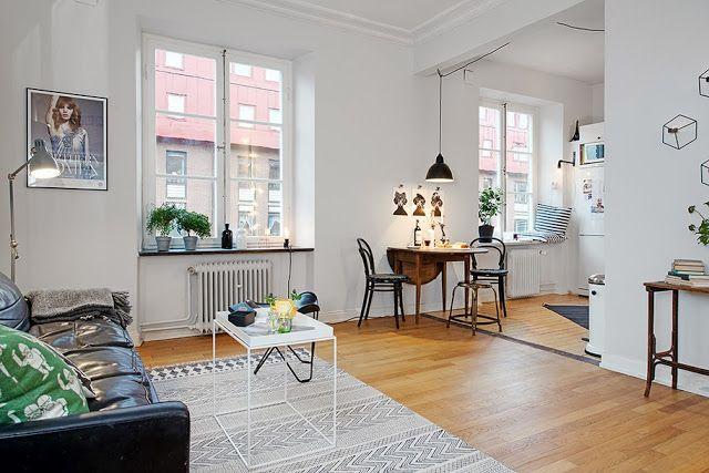 5 space-saving ideas from a fab Swedish home
