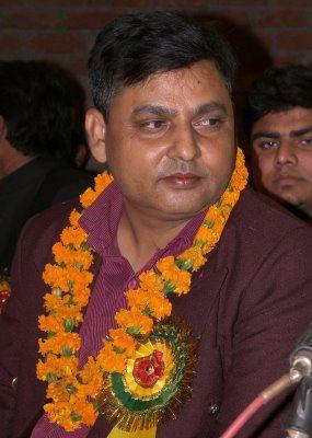 "#Ghazal of famous #Urdu #Poet #AadilRasheed ""samajh me aayega ik roz pyar ka matlab"" @ #BiharUrduYouthForum."