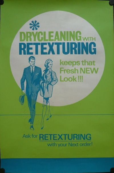1000 Images About Vintage Dry Cleaning Posters Ads On