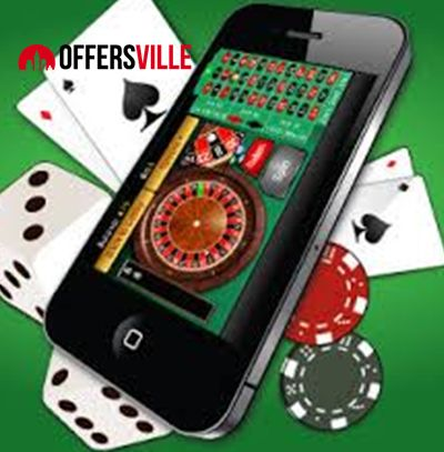 Interest  to play casinos online but don't have much time to sit in one place and play through desktop or personal computer, then visit Offersville on your smart phone, it provides mobile casino UK with the best casinos offer. Then why you late to play casinos, just log on Offersville and play on your mobile. For more information visit our website http://www.offersville.com/casino/mobile-casinos/