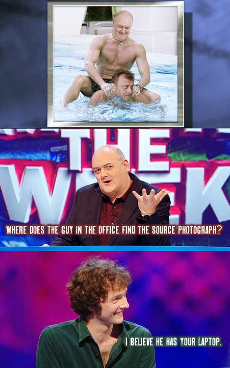 Dara O'Briain and Chris Addison | Mock the Week