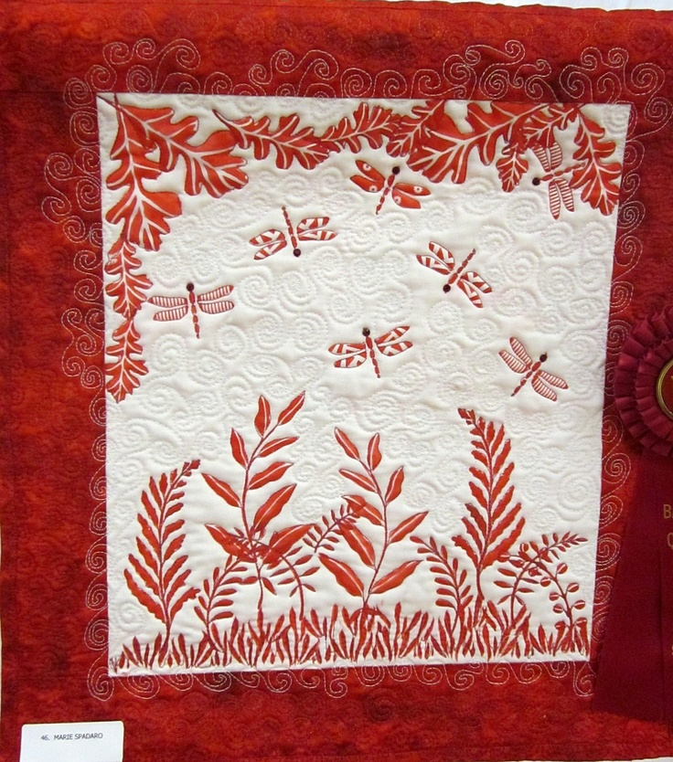 Bayberry Quilters Guild 2012 show, Cape Cod, photo by June Calendar at Calendar Pages