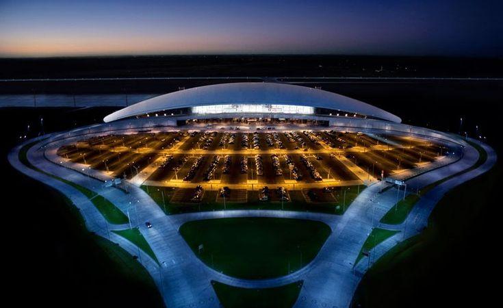 Carrasco Airport, Montevideo, Uruguay