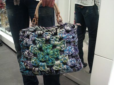 Granny bag crochet by Wilbert