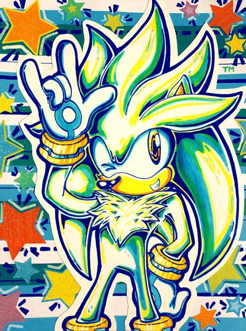 229 best Silver the hedgehog images on Pinterest ...