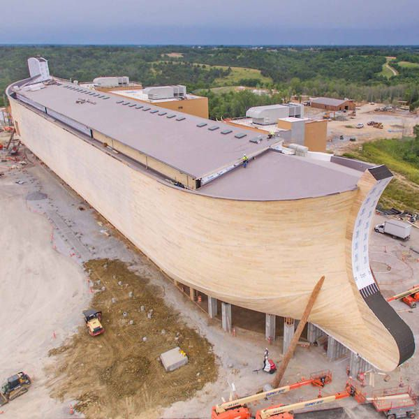 Noah's Ark Attraction. Kentucky                                                                                                                                                      More