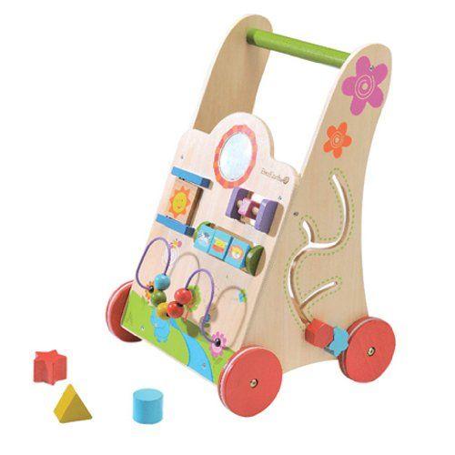 EverEarth - EE33553 - Trotteurs - Baby Walker chariot de marche