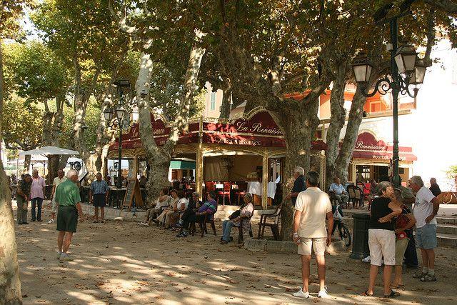 Partie de pétanque Place des Lices   Flickr - Photo Sharing!