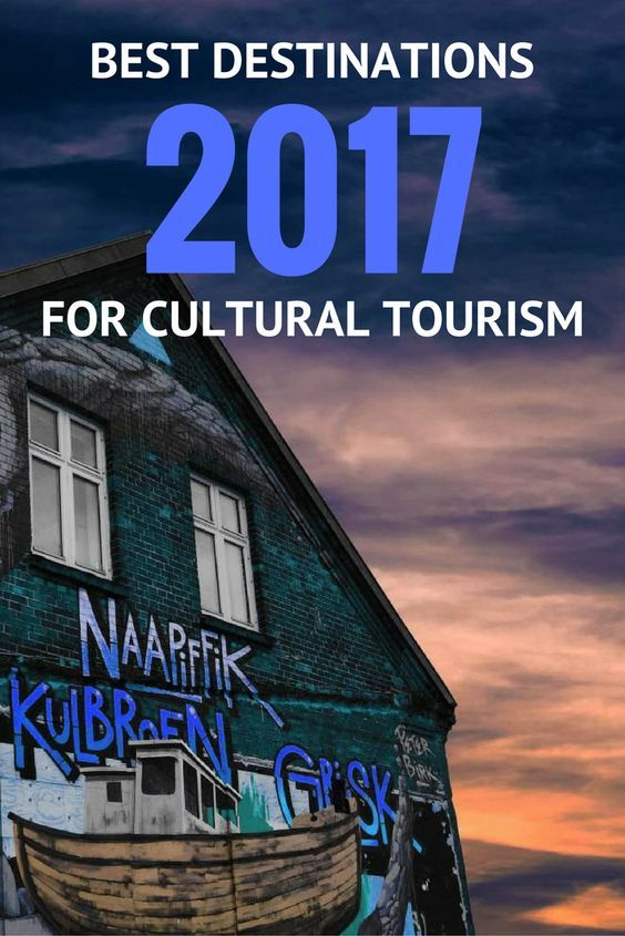 If you're wondering where to travel in the next twelve months, let me inspire you with the best destinations for cultural tourism in 2017.   via @tripprblog