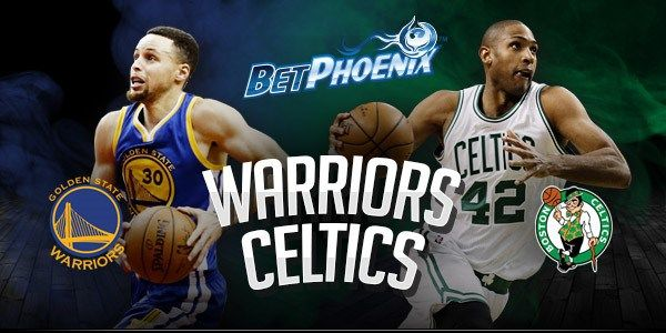 Get a 175% Free Play for NBA and Watch Warriors and Celtics