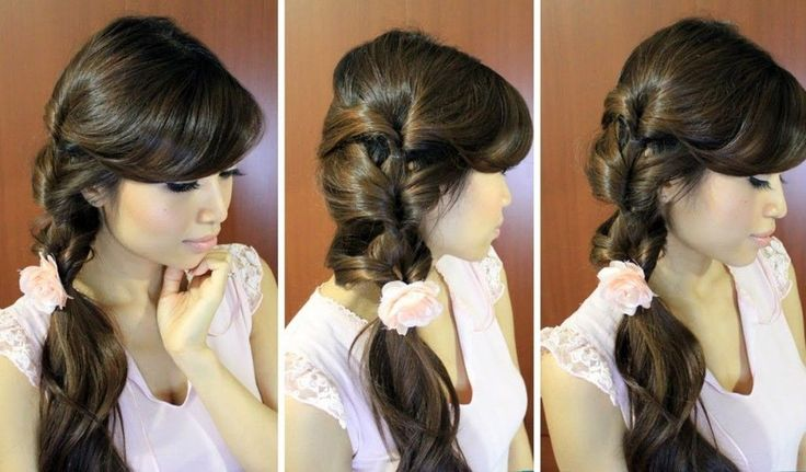 85+ Easy Hairstyle Ideas and Tutorials For Spring/Summer 2016 Fashion Craze #QuickHairstyleTutorials