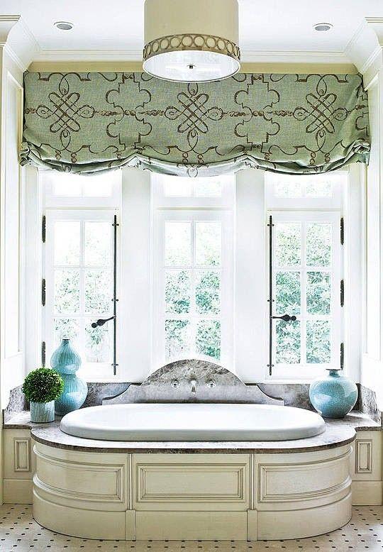 Nádherné koupelny v jemném dámském stylu