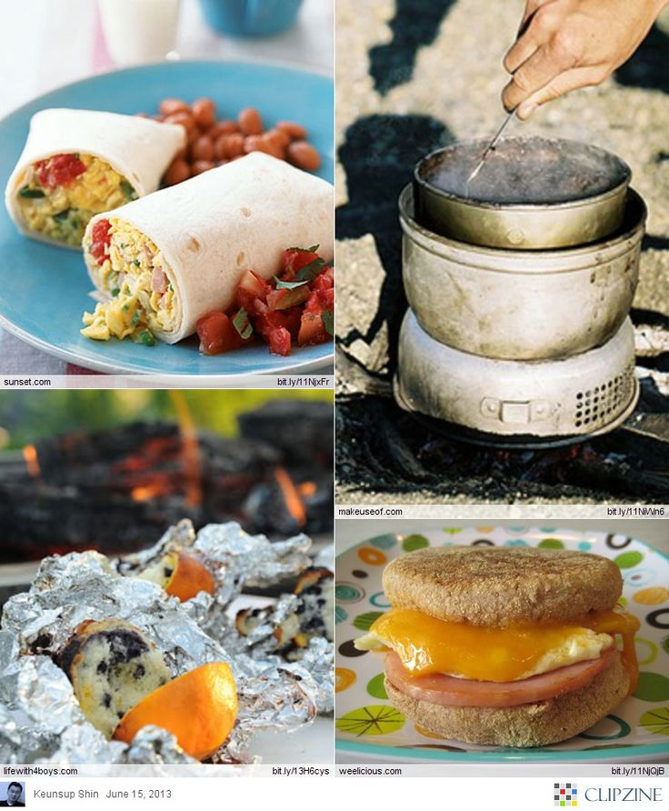 Best Camping Recipes Easy Camping Food Ideas: 215 Best Images About Festival Food & Drink On Pinterest