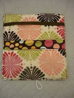 Make your own checkbook cover @ smallfryandco.blogspot.com