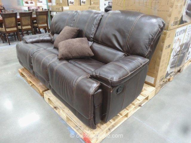 40 luxury pulaski leather reclining