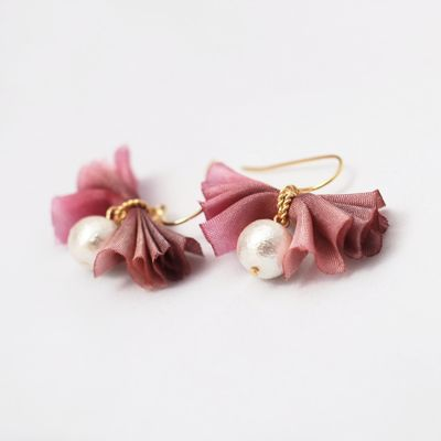 Beautiful simple diy earrings