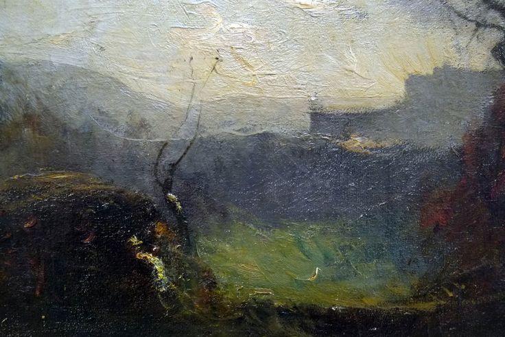 https://flic.kr/p/ehPyyT   Champrofond. Environs de Crémieu (Isère) ; Effet du Matin (titre attribué), 48 x 52 cm, Musée de Grenoble, (détail).