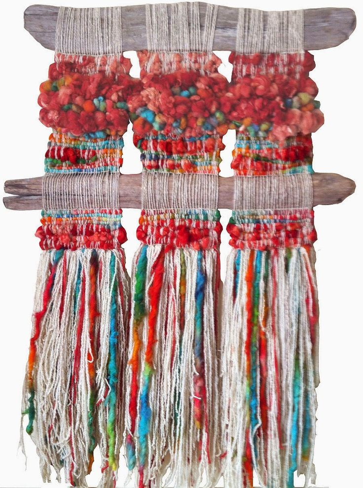 Arte Textil . Marianne Werkmeister Sabores del sur