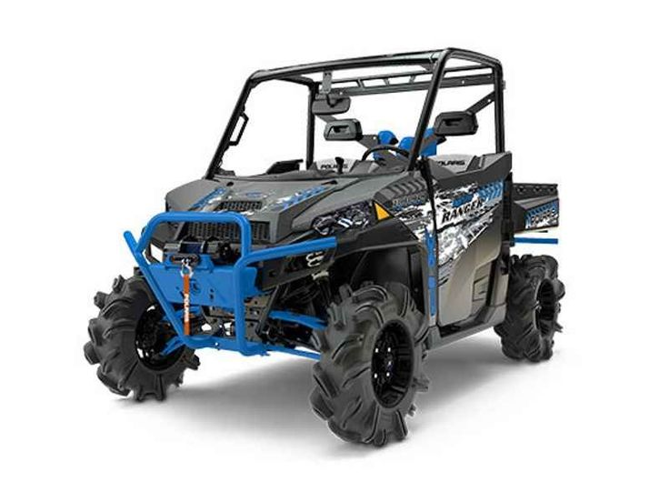 New 2017 Polaris RANGER XP 1000 EPS High Lifter Edition T ATVs For Sale in Florida.