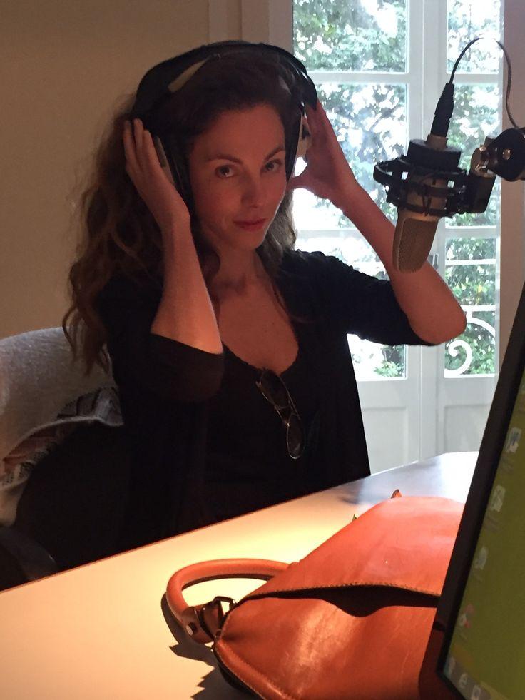 """These headsets... <3 Obrigado Radio Nova pelo convite na estreia de """"Loner""""! #MESAOficial #MESALoner #SunnyPoint"""