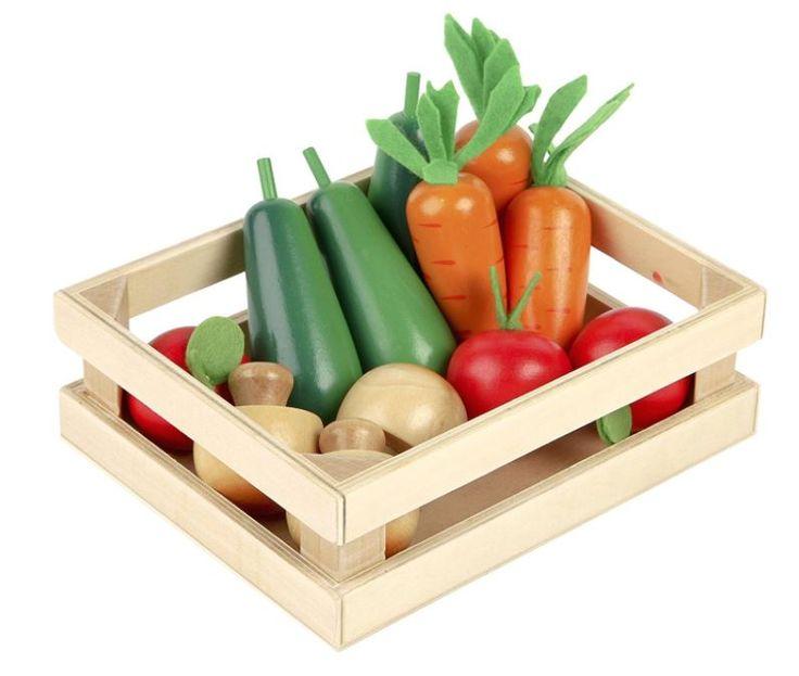 Tidlo Wooden Winter Vegetables (affiliate link)