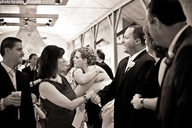 12 Things to Know Before Your Wedding Day - Have a receiving line to say thank you to all of your guests