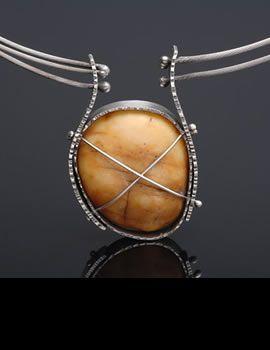 Rebecca Bashara - Collection - Necklaces and Pendants - Scott MacDonald - sculptor: