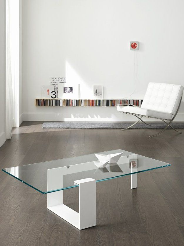 #glass coffee #table PLINSKY | #design Giulio Mancini #interiors
