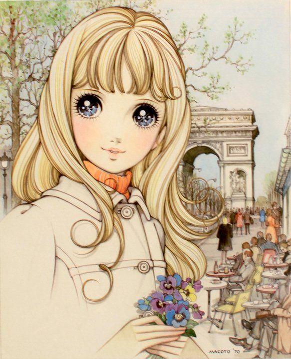 : artbook by Makoto Takahashi