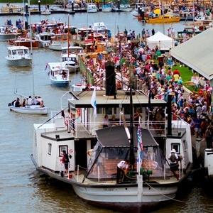 South Australian Wooden Boat Festival #Goolwa #events
