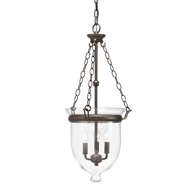 Shop Kichler Lighting Belleville 15 51 In W Olde Bronze