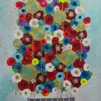 """Flower bouquet """"Bouquet de paradis"""""""