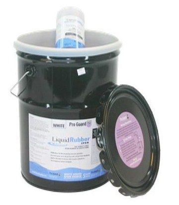 Pro Guards Liquid Rubber Seals And Waterproofs Leaking Roofs. Fix Leaking  Flat Roofs And Low