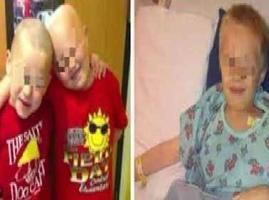 Usa, il suo amico è malato di cancro, a 7 anni si rasa i capelli per solidarietà - Tgcom24