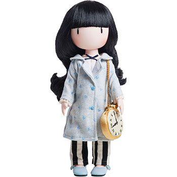 Κούκλα The White Rabbit Gorjuss