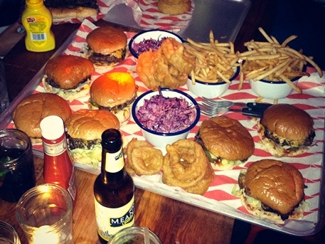Delete / Culture / The Best Burger in Town --- Meat & Liquor