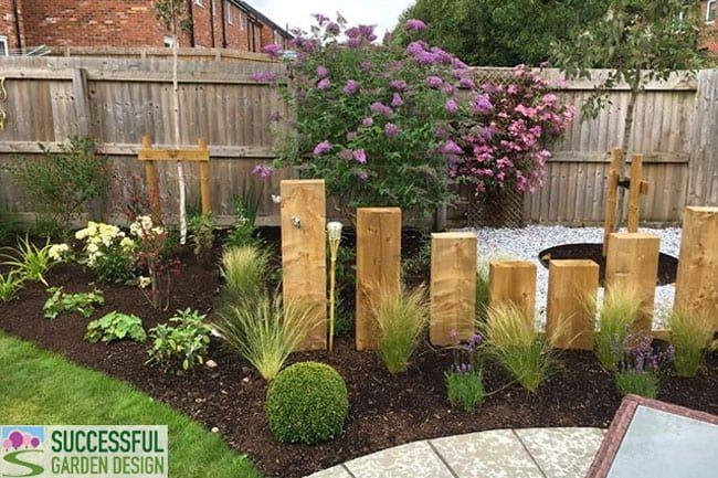 Great Garden Formula Student Garden Philippa Baldwin Successful Garden Design In 2020 Garden Design Permanent Gazebo Garden