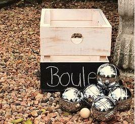 Boule - Garden Games