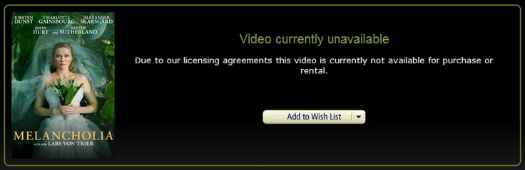 Can't buy a film to watch