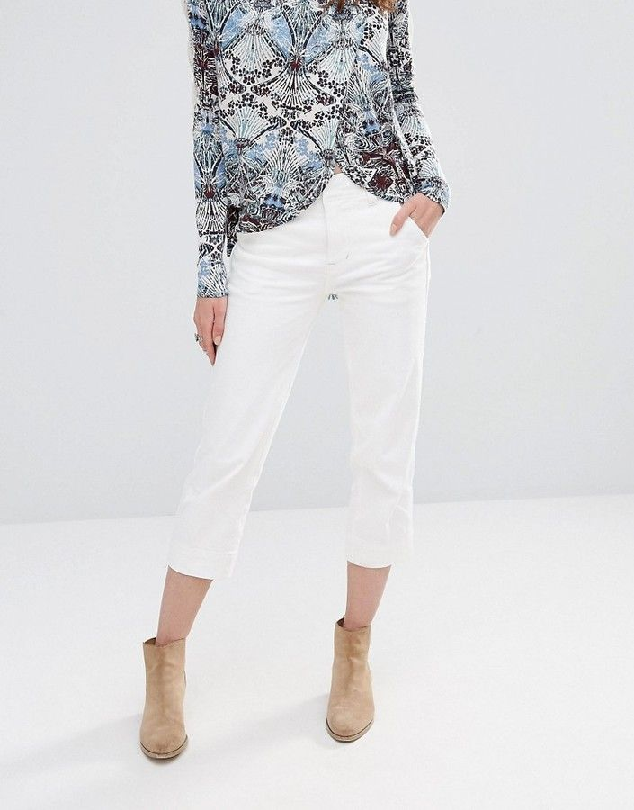 Free People Jeans With Wide Leg