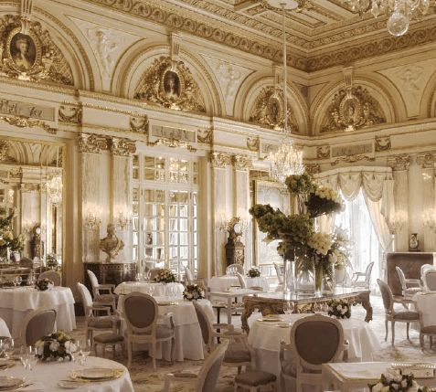 * * * Le Louis XV, Alain Ducasse, Monte-Carlo.